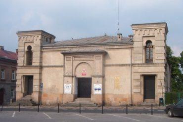 synagoga w sączu